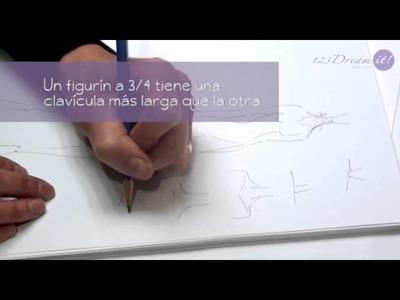 Figurín de Moda Parte 2 - Consejos clave para dibujar un figurín