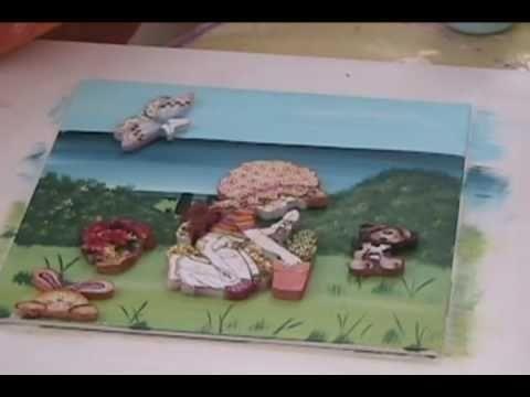 Pintura en Madera - Cuadros Decorativos