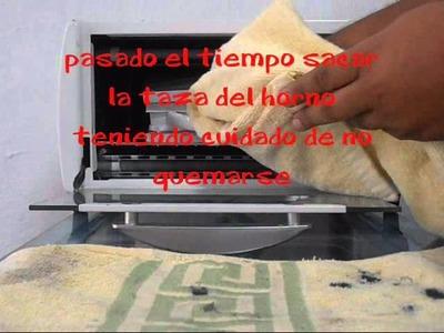 Prensa manual para sublimar tazas conicas (con horno electrico)