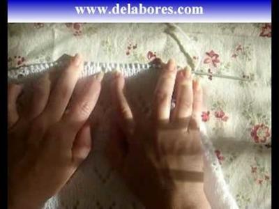 65. Calados para la toquilla de bebe (3)