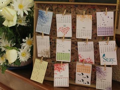 Calendario 2015 + FÁCIL + Sencillo