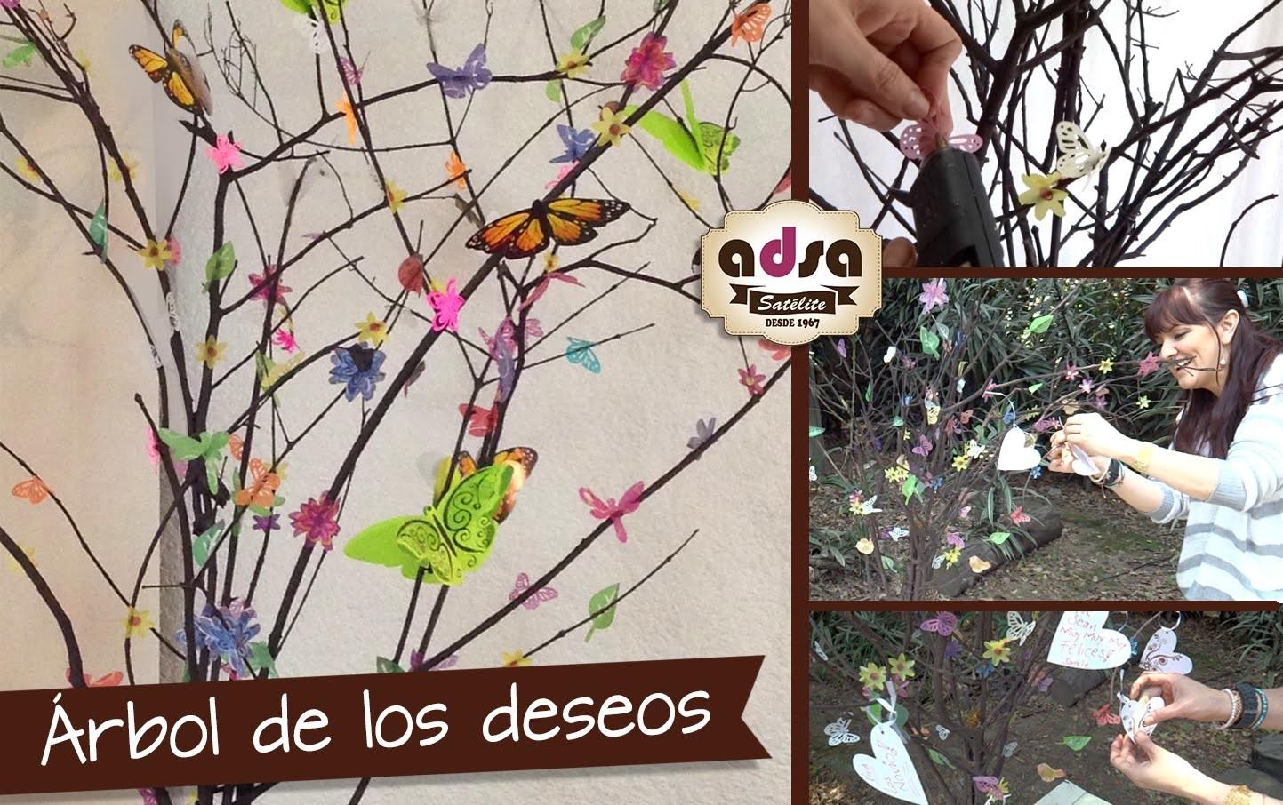 Chuladas Creativas :: Árbol de los Deseos :: Decoración y Manualidades Sammily