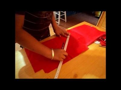 Como confeccionar un bolso de mujer