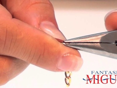 Cómo hacer pulseras con cadena