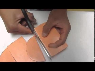 Como hacer un cofre joyero con palito de helado - Manualidades para Niños