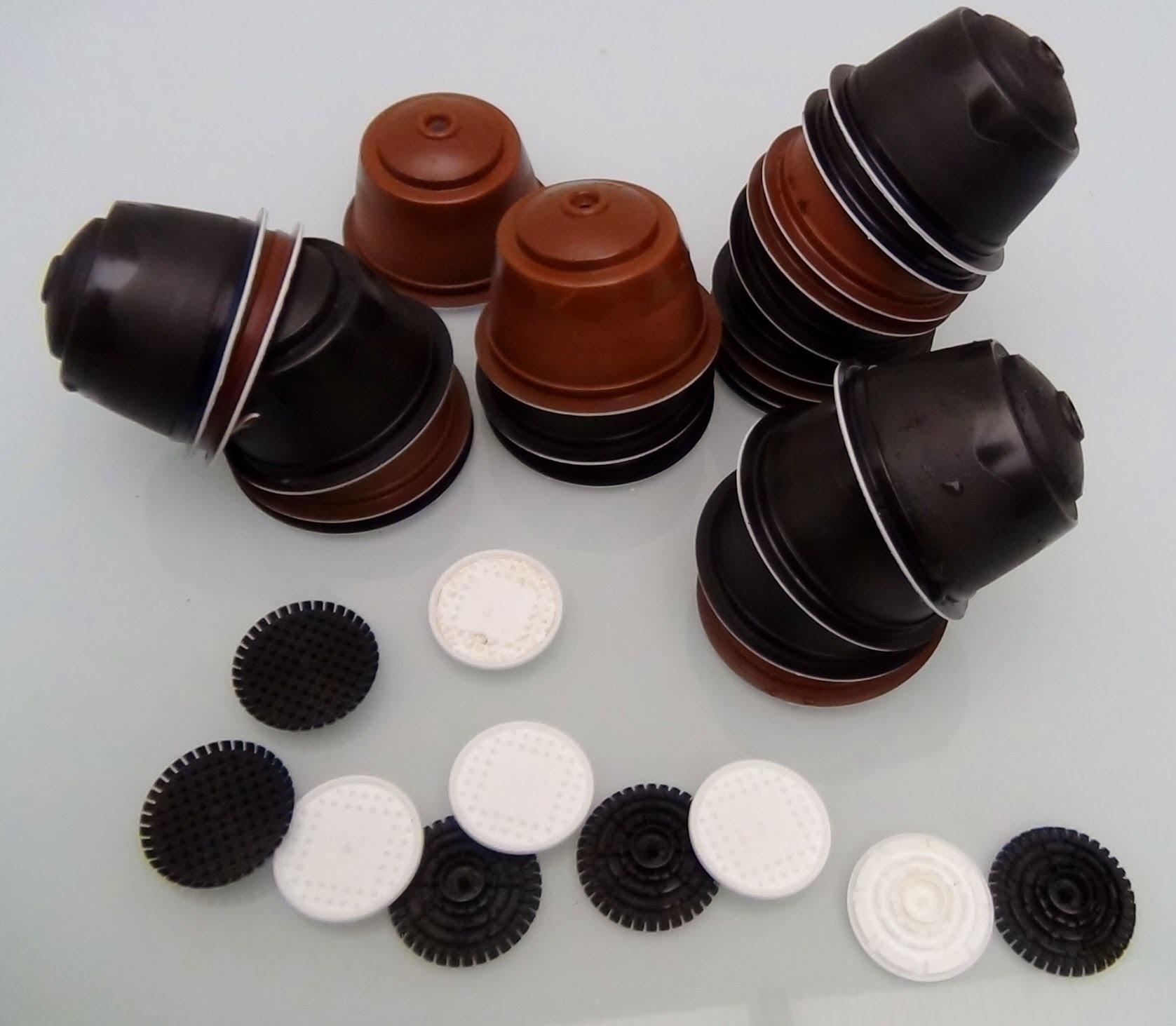 How to prepare Dolce Gusto coffee capsules - Cómo preparar las cápsulas de café Dolce Gusto