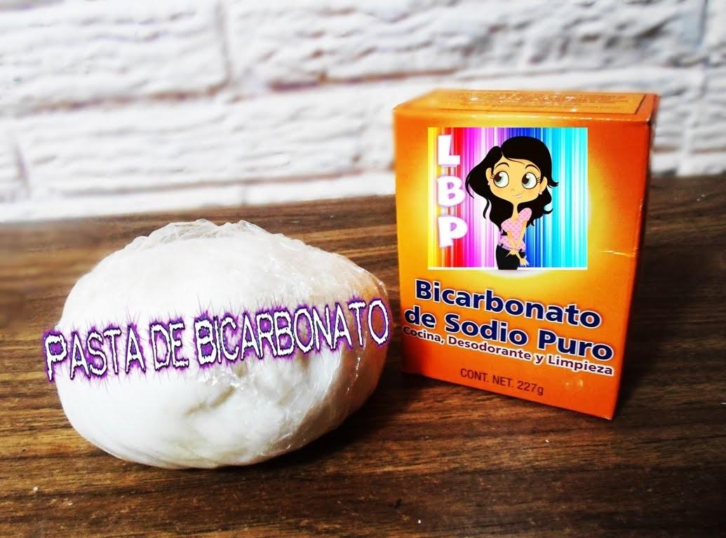 Porcelana FRIA BICARBONATO FACIL Y RAPIDA 3 INGREDIENTES. SODA CLAY EASY !!