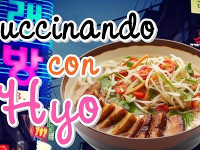 Ramen en 10 min ♥ | Cuccinando con Hyo