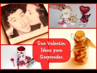 San Valentín ♥ Ideas Para Sorprender | Gadorvision