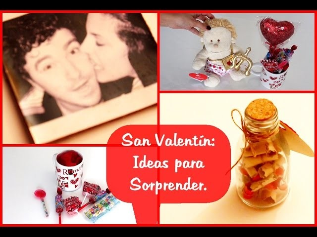 San Valentín ♥ Ideas Para Sorprender   Gadorvision