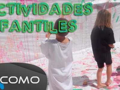 Actividades para estimular a los niños