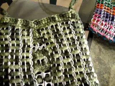 Bolsas de anillas de lata