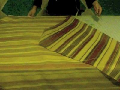 Como hacer una cortina romana  Parte 1.3 - La receta de la abuelita