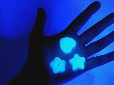 Cubos de Hielo que Brillan en la Oscuridad (Como Hacer)