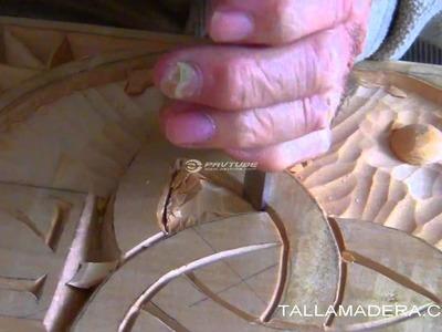 Curso fácil de talla en madera (6) parte 2.2