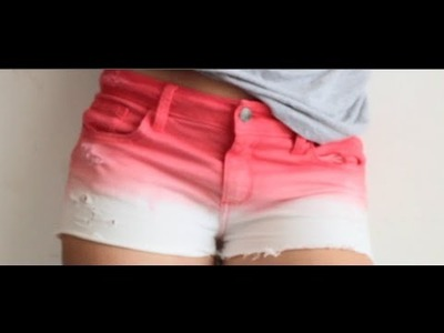 Tutorial de Jeans a Shorts!