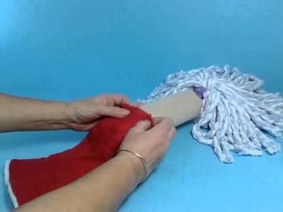 Cómo fabricar una muñeca melenuda