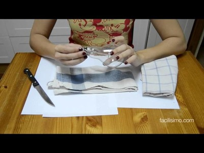 Cómo hacer un florero con una bombilla | facilisimo.com