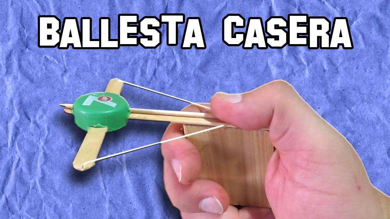 Como Hacer una Ballesta | Making an Ballesta