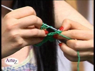 Cómo tejer un poncho de verano