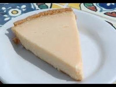 Receta: Pie De Crema De Limon (Sin Horno) - Silvana Cocina Y Manualidades
