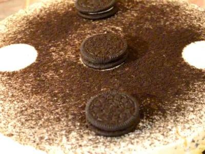 Cheesecake con Oreo (Frío)