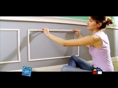 ¿Cómo decorar un muro?