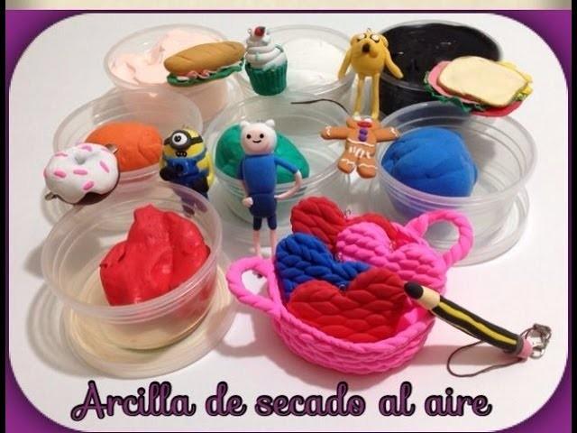 Como usar masa flexible silk clay , i clay,jumping,Arcilla De Secado Al Aire
