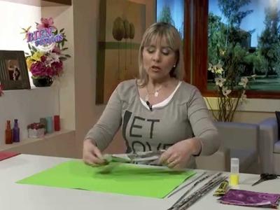 Silvina Buquete - Bandeja estilo rústico para el desayuno