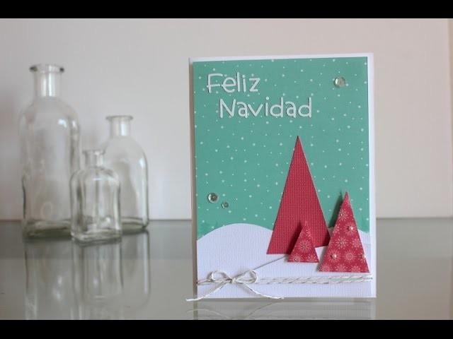 Tarjeta de Navidad (colaboración con Creative Mindly)