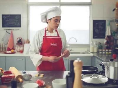 Como hacer ricos Calzones Rotos - tutorial receta ATRÉVETE AMASAR EN CASA