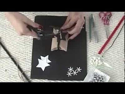 Cómo hacer un Calendario de Adviento para Navidad