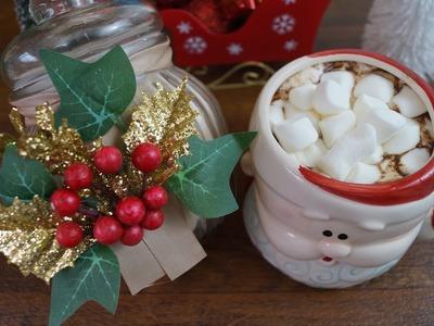 Mix de Chocolate en Polvo con Especias - Ideas para Navidad!