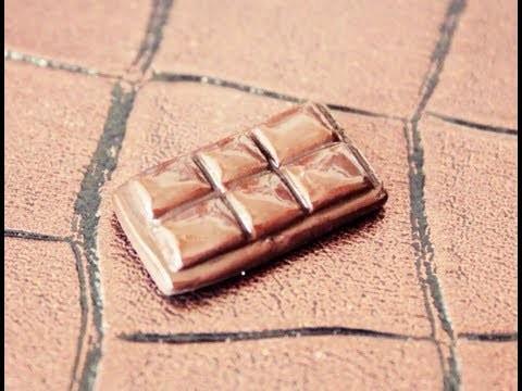Tableta de chocolate (Porcelana fría)
