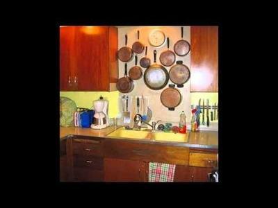 Técnicas de decoración: materiales reciclados para la cocina