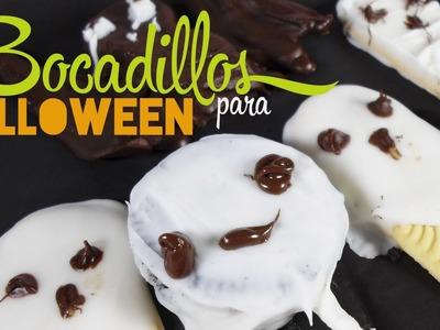 Bocadillos para Halloween || Entre Calabazas y Catrinas 2.0 ||