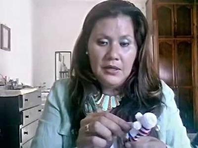 Chivas del Guadalajara lapicera de limpiapipas