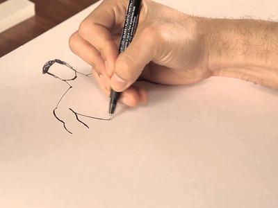 Cómo dibujar un superhéroe : Tips de dibujo