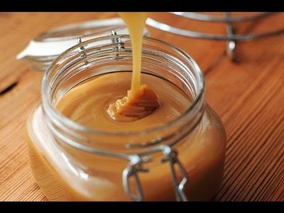 Como hacer Sirop de Caramelo