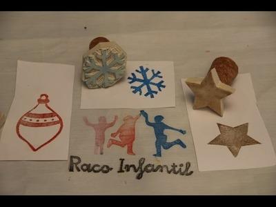 Cómo hacer un sello de goma personalizado 1 (www.racoinfantil.com)
