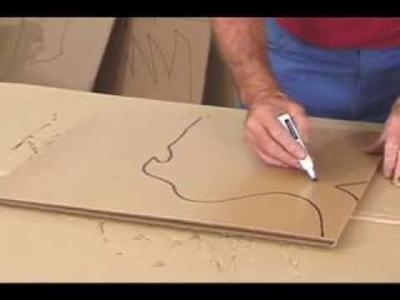 Manualidades Originales,hacer un Camello con carton