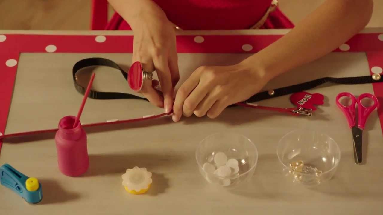 "Disney Channel España | Minnie&You (T1) ""Collar de mascota"""