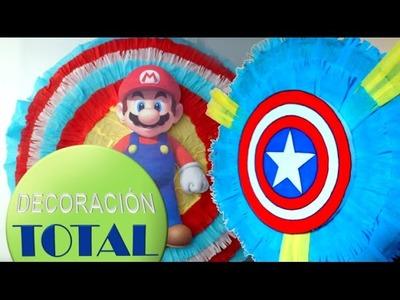 Ideas para Piñatas - haz una piñata original en fiestas infantiles