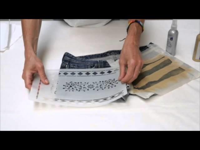 Proyecto Fashion Textil Spray FASHION JEANS