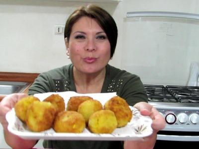 RECETA: BOLITAS DE ARROZ RELLENAS - Silvana Cocina y Manualidades