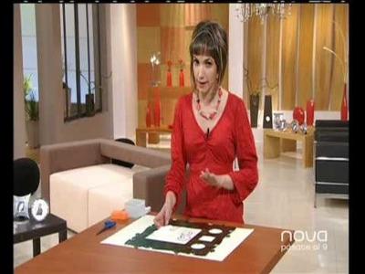 Utilisima Bien simple  Laura Alcazar Portafotos puzzle 14-05-09