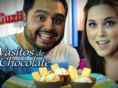 Vasitos de Chocolate - Guzii Style y Karla Celis