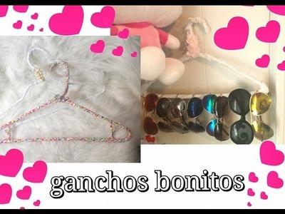 COMO HACER GANCHOS BONITOS