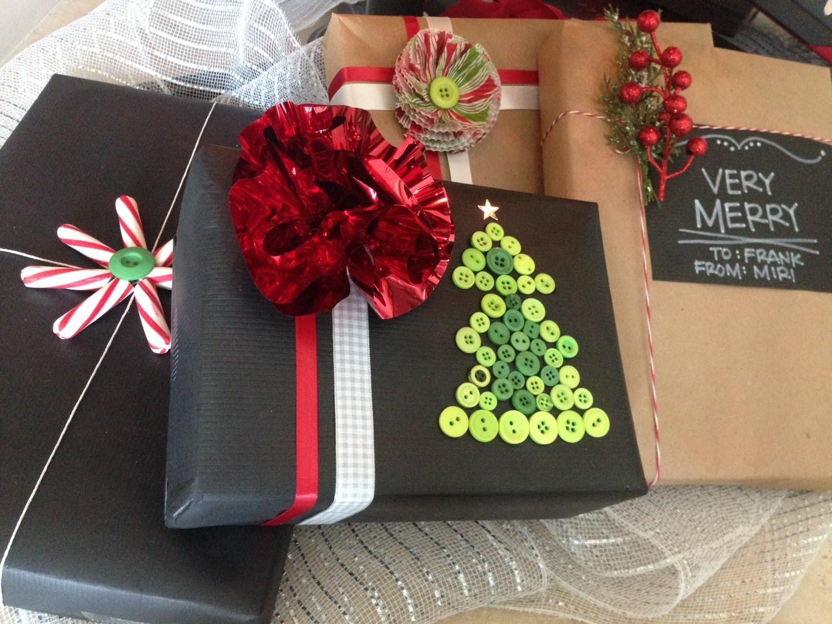 Envolturas Originales para tus Regalos. DIY Gift Wrapping