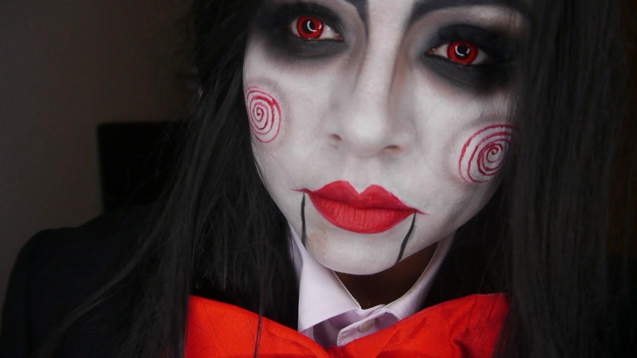 Tutorial De Maquillaje: Halloween - JuanCarlos960